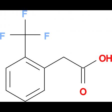 2-(Trifluoromethyl)phenylacetic acid