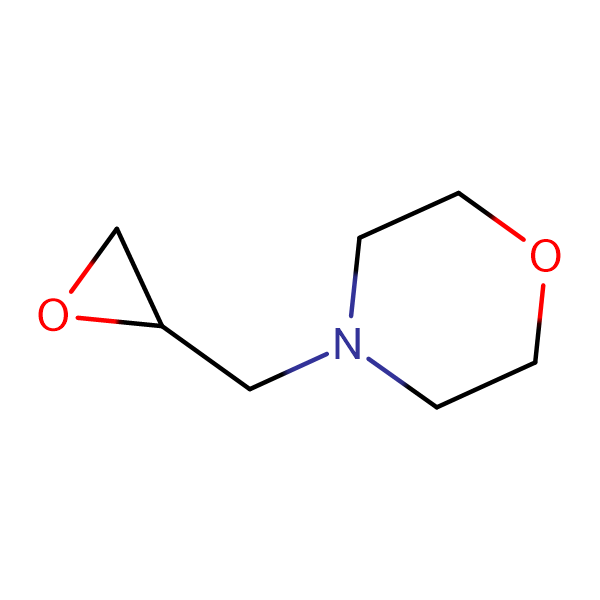 4-(2,3-Epoxypropyl)morpholine