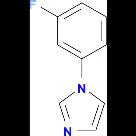 1-(3-Fluorophenyl)imidazole