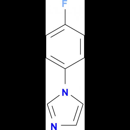 1-(4-Fluorophenyl)imidazole