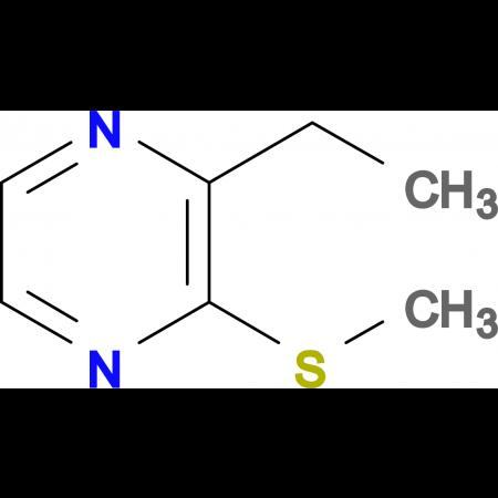 2-(Methylthio)-3-ethylpyrazine