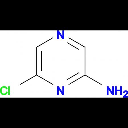 2-Amino-6-chloropyrazine