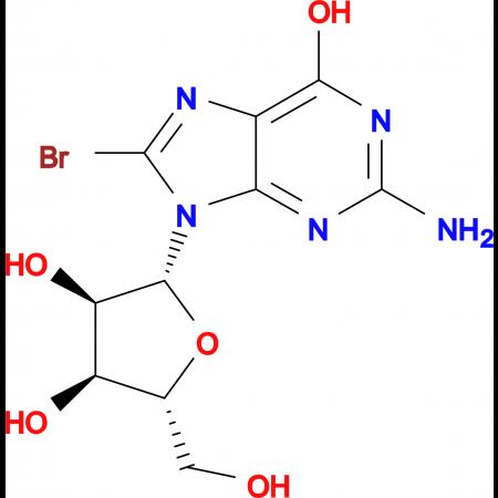8-Bromoguanosine