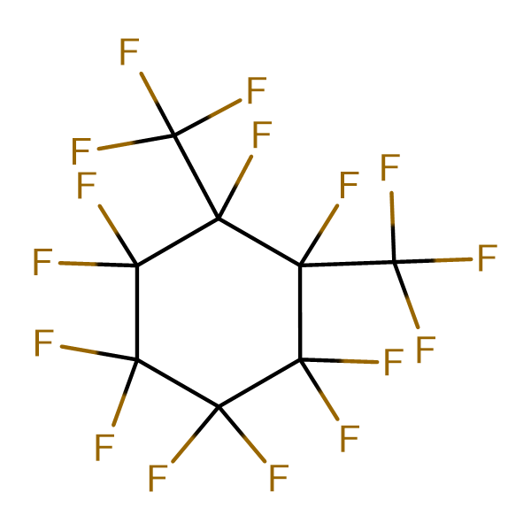 Perfluoro-1,2-dimethylcyclohexane