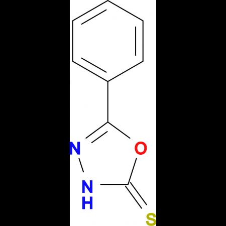 5-Phenyl-1,3,4-oxadiazole-2-thiol