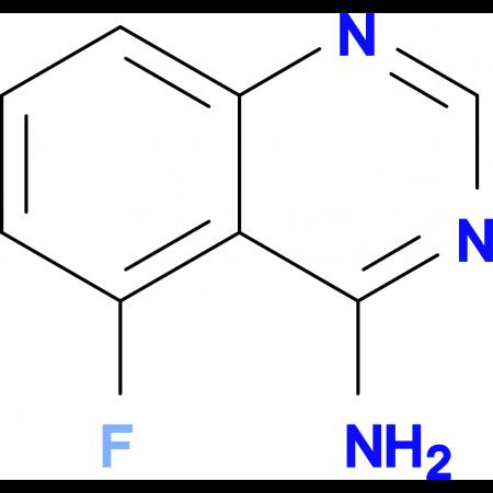 4-Amino-5-fluoroquinazoline