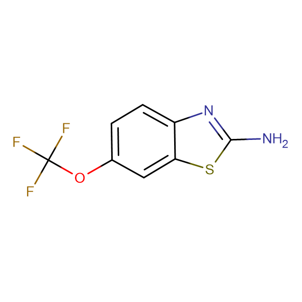 2-Amino-6-(trifluoromethoxy)benzothiazole
