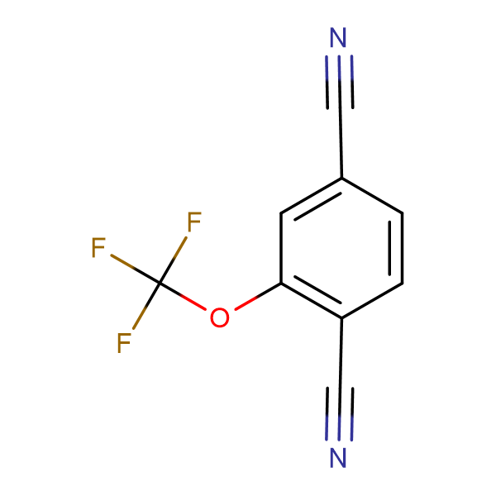 1,4-Dicyano-2-(trifluoromethoxy)benzene