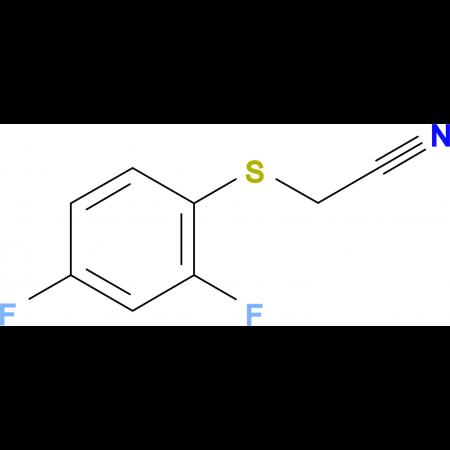 (2,4-Difluorophenylthio)acetonitrile