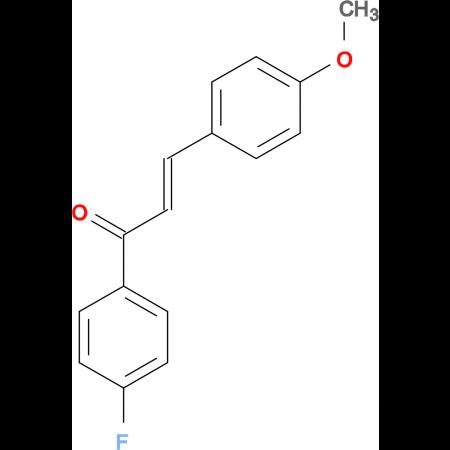 4-Methoxy-4'-fluorochalcone