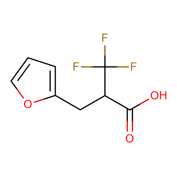 3-(2-Furyl)-2-(trifluoromethyl)propanoic acid