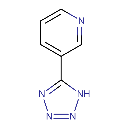 5-(3-Pyridyl)-1H-tetrazole
