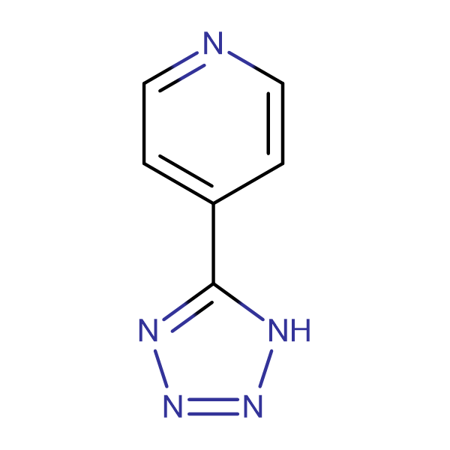 5-(4-Pyridyl)-1H-tetrazole