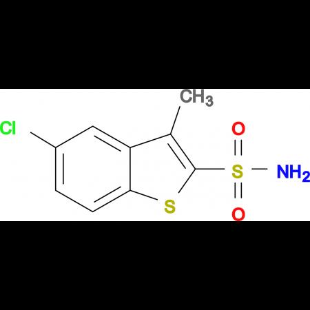5-Chloro-3-methylbenzo[b]thiophene-2-sulfonamide