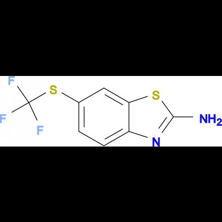 2-Amino-6-(trifluoromethylthio)benzothiazole
