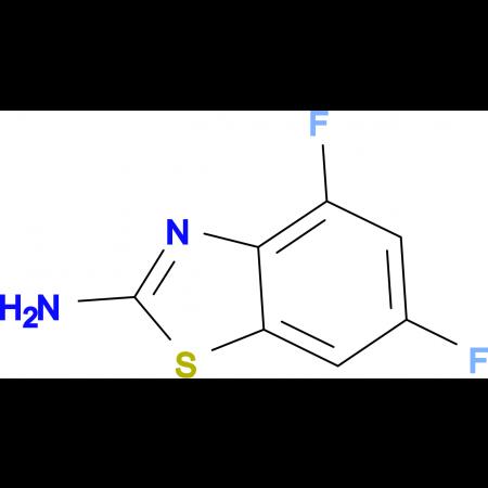 2-Amino-4,6-difluorobenzothiazole