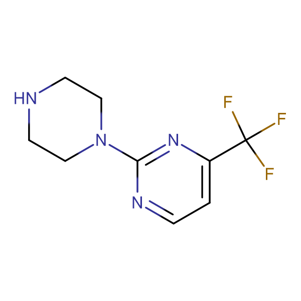 1[4-(Trifluoromethyl)pyrimid-2-yl]piperazine