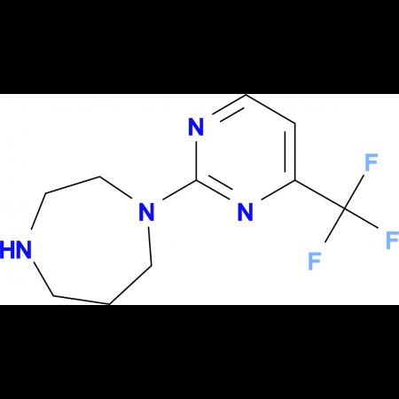 1-[4-(Trifluoromethyl)pyrimid-2-yl]homopiperazine