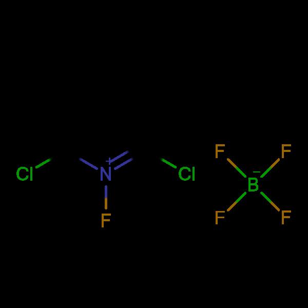 1-Fluoro-2,6-dichloropyridinium tetrafluoroborate