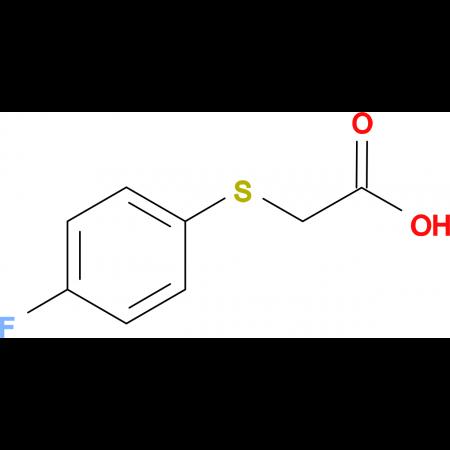 (4-Fluorophenylthio)acetic acid
