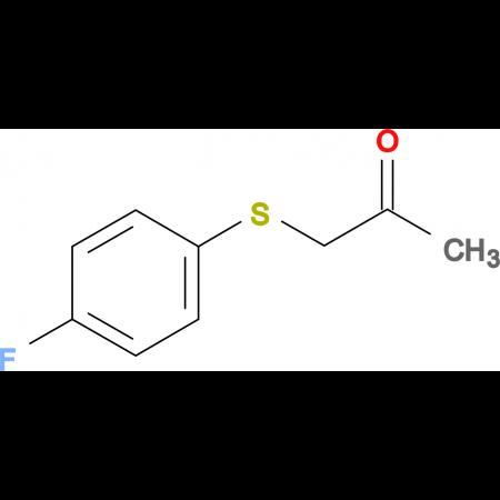 (4-Fluorophenylthio)propan-2-one