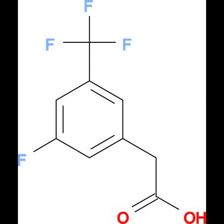 3-Fluoro-5-(trifluoromethyl)phenylacetic acid