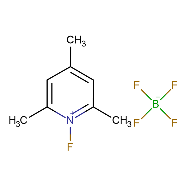 1-Fluoro-2,4,6-trimethylpyridinium tetrafluoroborate