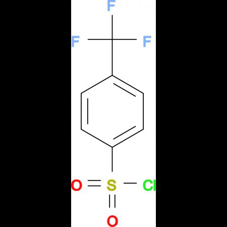 4-(Trifluoromethyl)benzenesulfonyl chloride