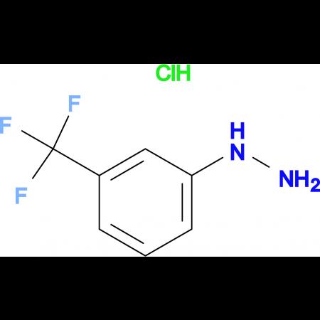 3-(Trifluoromethyl)phenylhydrazine hydrochloride
