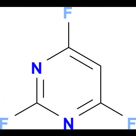 2,4,6-Trifluoropyrimidine