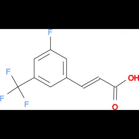 3-Fluoro-5-(trifluoromethyl)cinnamic acid