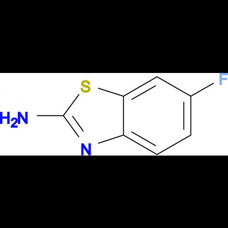 2-Amino-6-fluorobenzothiazole