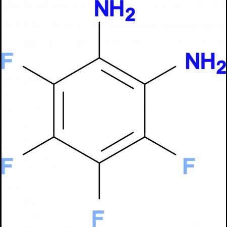 1,2-Diaminotetrafluorobenzene