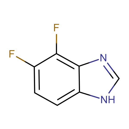 4,5-Difluorobenzimidazole