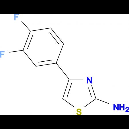 2-Amino-4-(3,4-difluorophenyl)thiazole