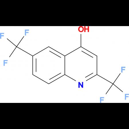 2,6-Bis(trifluoromethyl)-4-hydroxyquinoline