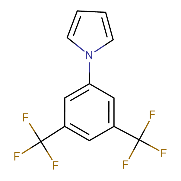 1-[3,5-Bis(trifluoromethyl)phenyl]pyrrole