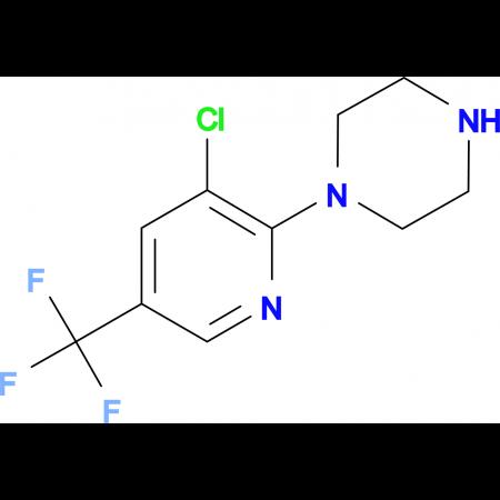 1-[3-Chloro-5-(trifluoromethyl)pyrid-2-yl]-piperazine