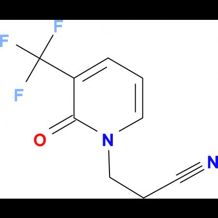 1-(2-Cyanoethyl)-3-(trifluoromethyl)pyrid-2-(1H)-one