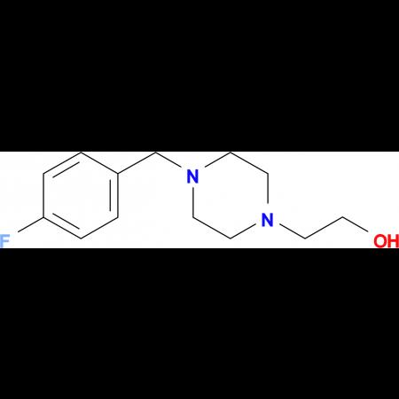 1-(4-Fluorobenzyl)-4-(2-hydroxyethyl)piperazine