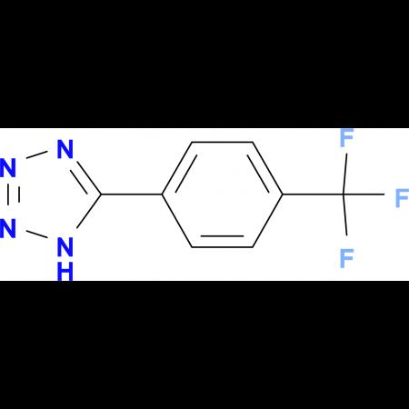 5-[4-(Trifluoromethyl)phenyl]-1H-tetrazole
