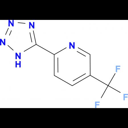 5-[5-(Trifluoromethyl)-pyrid-2-yl]-1H-tetrazole