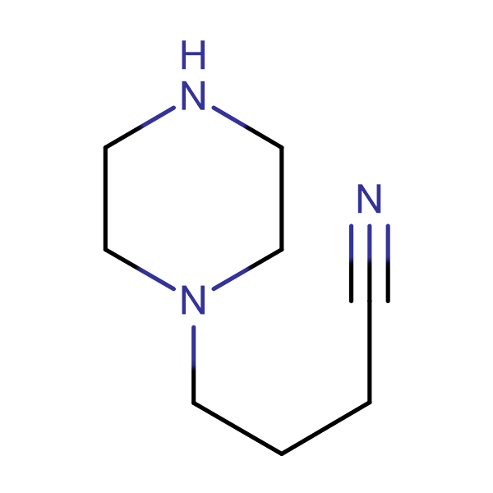1-(3-Cyanopropyl)piperazine
