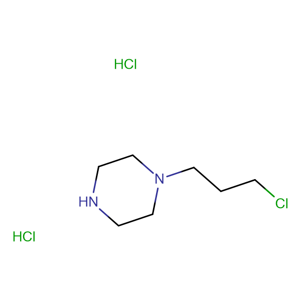 1-(3-Chloropropyl)piperazine dihydrochloride