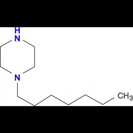 1-n-Heptylpiperazine