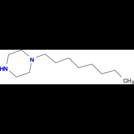 1-n-Octylpiperazine