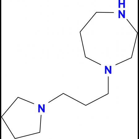 1-(3-Pyrrolidinopropyl)homopiperazine