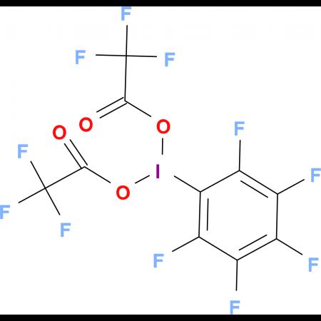 [Bis(trifluoroacetoxy)iodo]pentafluorobenzene