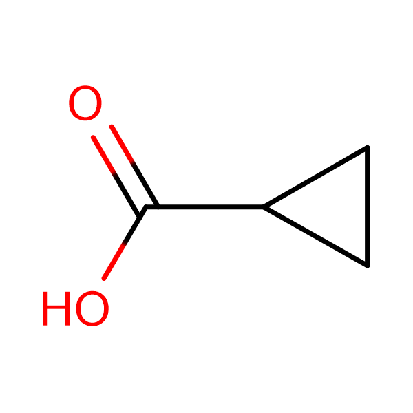 Cyclopropanecarboxylic acid