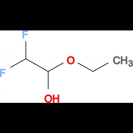 Difluoroacetaldehyde ethyl hemiacetal
